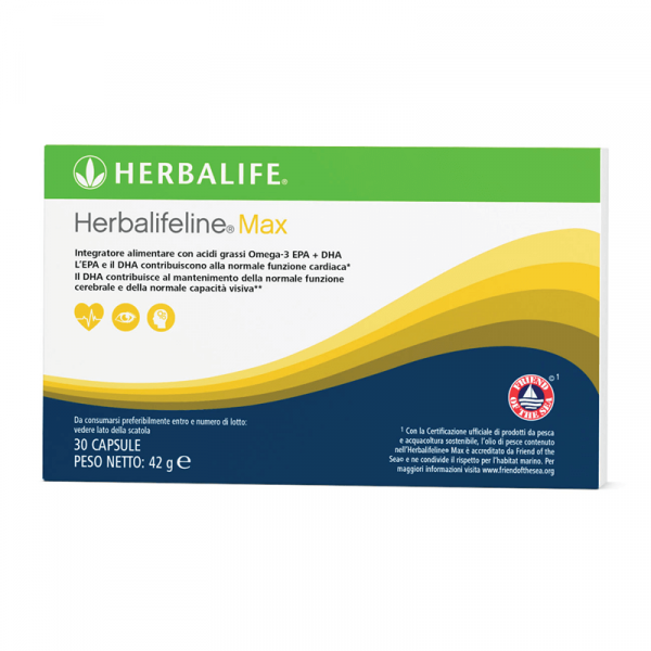 Herbalifeline Max Omega 3