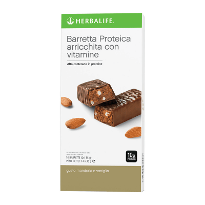 Barrette Proteiche Snack Herbalife