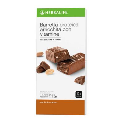 Herbalife Barrette Proteiche Snack