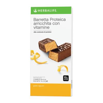 Barrette Proteiche Snack Prodotti Herbalife
