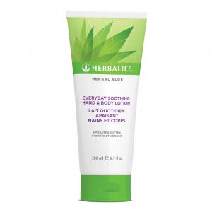Herbal Aloe Lozione lenitiva mani e corpo