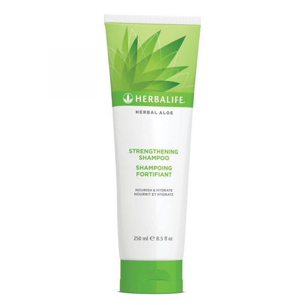Herbal Aloe Shampoo fortificante