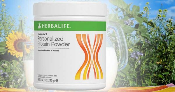 Formula 3 Integratore Proteico in Polvere Herbalife