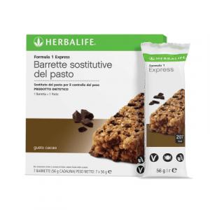 barrette formula 1 herbalife