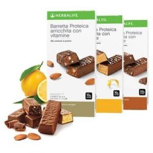 Barrette Proteiche Snack