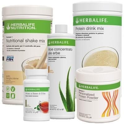 colazione equilibrata Herbalife proteine