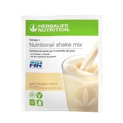 Herbalife Formula 1 Bustine - 7 Porzioni