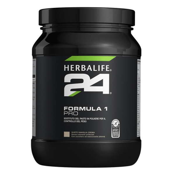 H24 Formula 1 Pro Vaniglia Crème