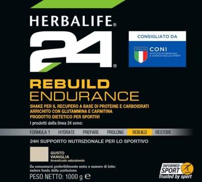 H24 Rebuild Endurance Herbalife