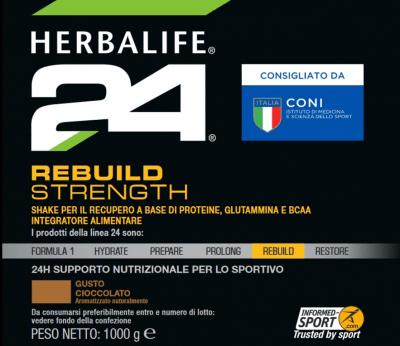H24 Rebuild Strenght Herbalife