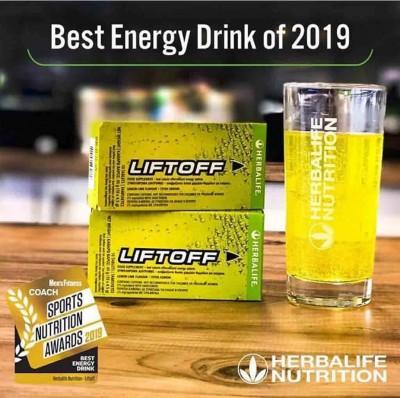 Liftoff Energy Drink - Limone Herbalife