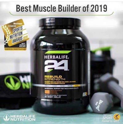 Herbalife H24 Rebuild Strenght