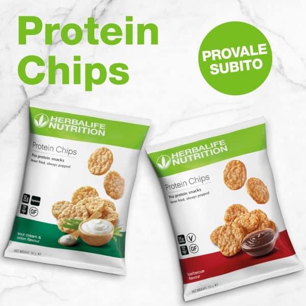 Patatine Herbalife Chips